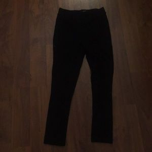 Stretchy forever 21 business  crop pant